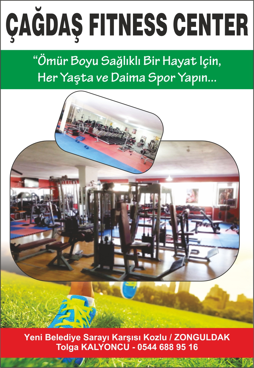 cagdas-fitness-center